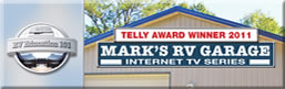 Mark's Garage Internet TV Series
